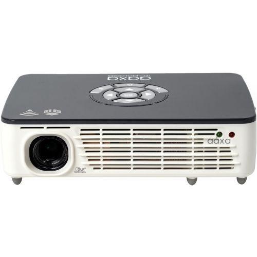 Aaxa Technologies P450 Pro 3d Dlp Projector - 720p - Hdtv -