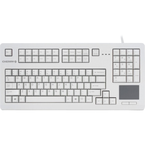Cherry G80-11900 Series Compact Keyboard - Ps/2 - Qwerty -