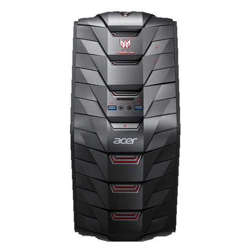 Acer Predator G3 PC (Intel Core i5-6400 / 2 TB HHD / 12 RAM / NVIDIA GeForce GTX 960 / Windows 10) - (DG.B14AA.004)
