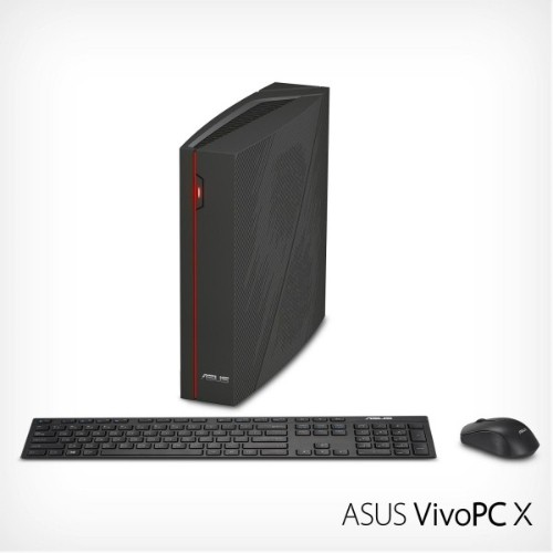 Asus VivoPC X PC (Intel Core i5-7300HQ / 1 TB HHD / 8 RAM / NVIDIA GTX1060 / Windows 10) - (A80CJ-DS51)