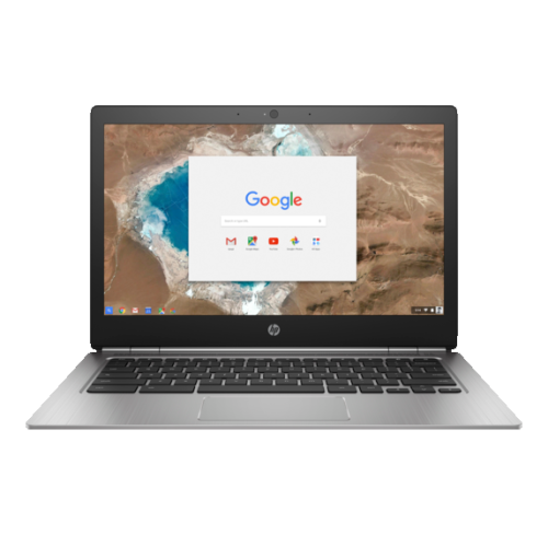 "HP G1 13.3"" Chromebook (Intel Core m5-6Y57/32GB eMMC/8GB RAM/Chrome OS) - W0T01UT#ABA"