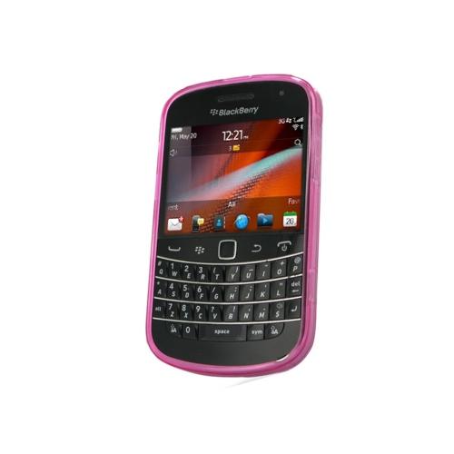 Blackberry Bold Bumper Case - Pink