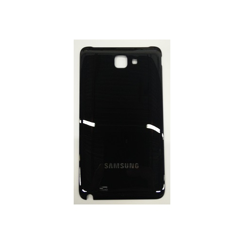 Ultra Thin Textured Hard Case for Samsung Galaxy Note 2 - Black
