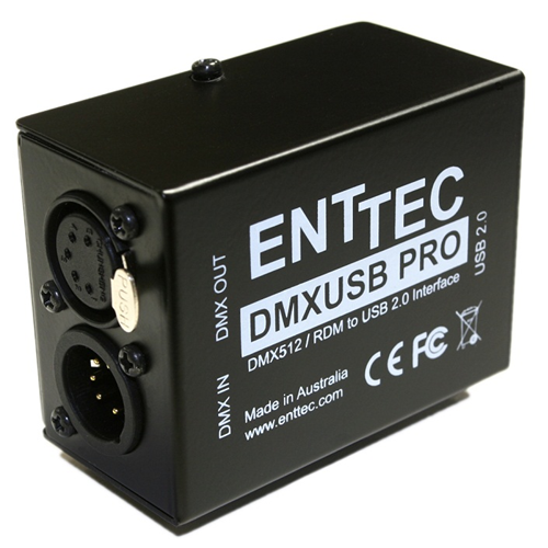 Enttec Dmx Usb Pro (70304)