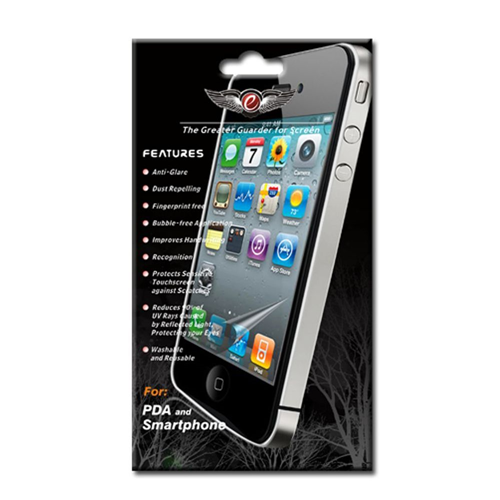 Insten Mirror LCD Screen Protector Film Cover For Apple iPod Touch 4th Gen