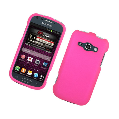 Insten Hard Cover Case For Samsung Galaxy Prevail 2/Ring, Hot Pink