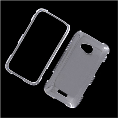 Insten Hard Plastic Cover Case For Samsung Galaxy Victory 4G LTE, Clear