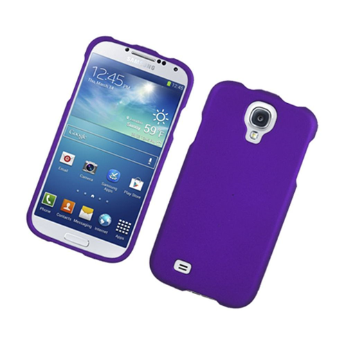 Insten Hard Case For Samsung Galaxy S4, Purple