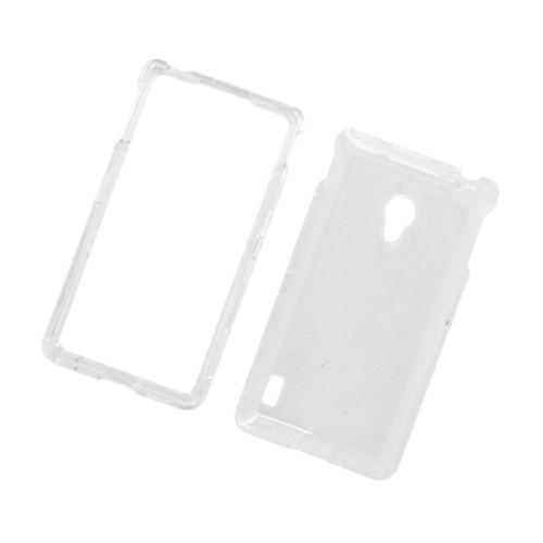 Insten Hard Plastic Case For LG Lucid 2 VS870, Clear
