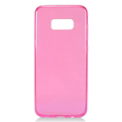 Insten Frosted TPU Case For Samsung Galaxy S8, Hot Pink