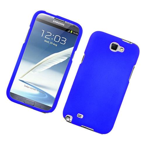 Insten Hard Case For Samsung Galaxy Note II, Blue