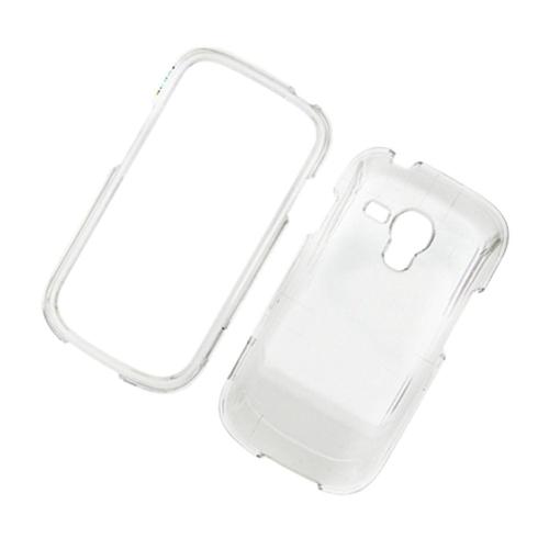 Insten Hard Plastic Cover Case For Samsung Galaxy S3 Mini, Clear