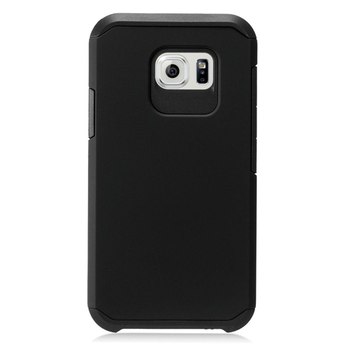 Insten Hard Dual Layer TPU Case For Samsung Galaxy S7 Active, Black