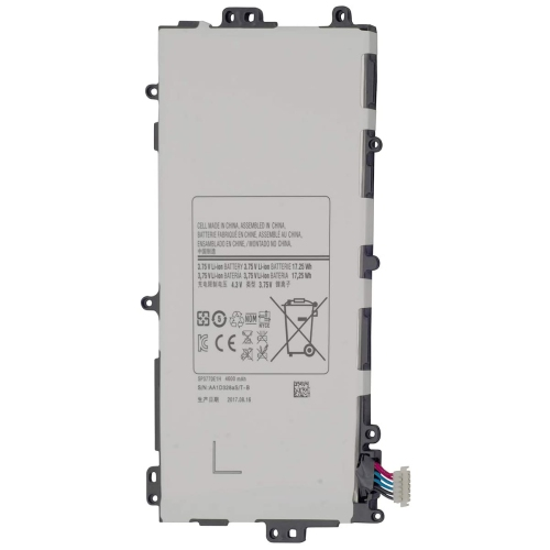 how to change battery in samsung tablet