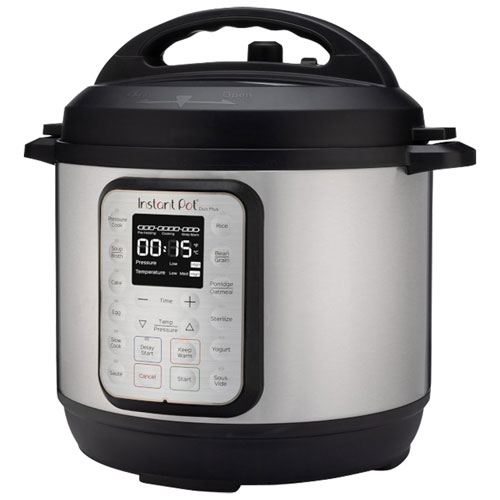Instant Pot 9-in-1 Duo Plus Electric Pressure Cooker - 6 Qt