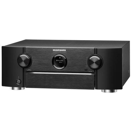 Récepteur AV réseau Ultra HD 4K 9.2 canaux SR6012 de Marantz