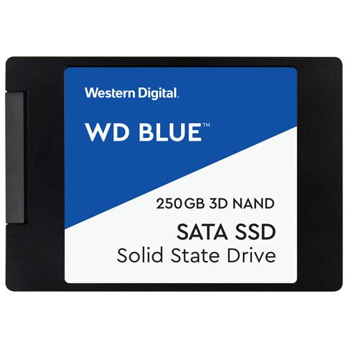 WD Blue 250GB 3D NAND SATA III Internal Solid State Drive