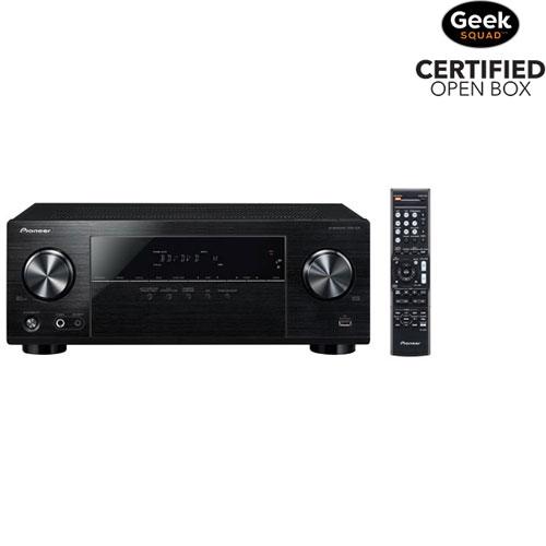 Récepteur AV 3D Ultra HD 4K 5.1 canaux VSX-531-K de Pioneer - Boîte ouverte