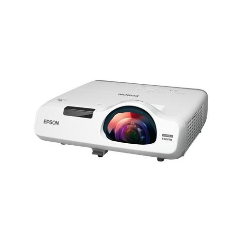 Epson PowerLite 525W WXGA 3LCD Projector (V11H672020)