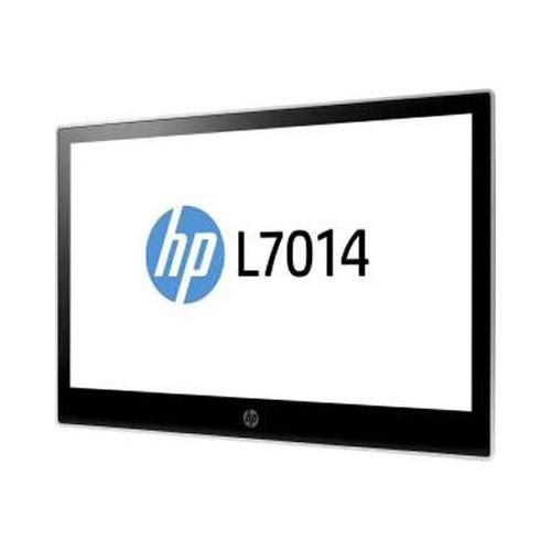 "HP 14"" 1366 x 768 76 Hz 16 ms GTG LED Monitor - Asteroid / HP Black - (T6N31A8#ABA)"