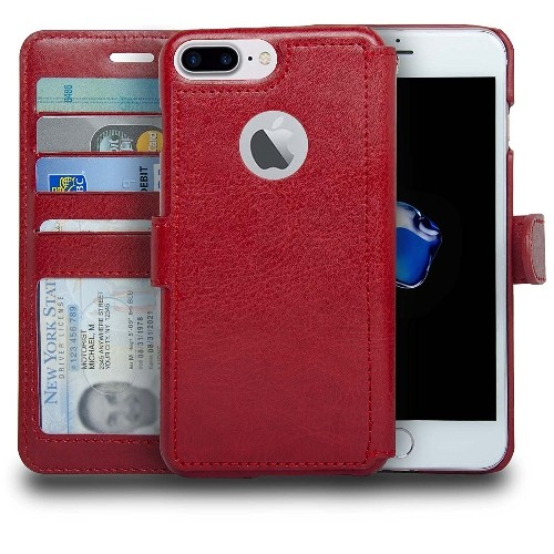 custodia iphone 8 plus wallet
