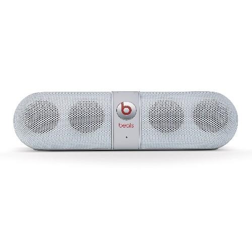 Beats by Dr. Dre Pill 2.0 Haut-parleur sans fil - Blanc (fabricant remis à neuf 3 mois de garantie)