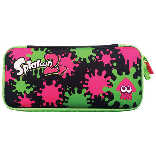 Hori Splatoon 2 Hard Case for Switch