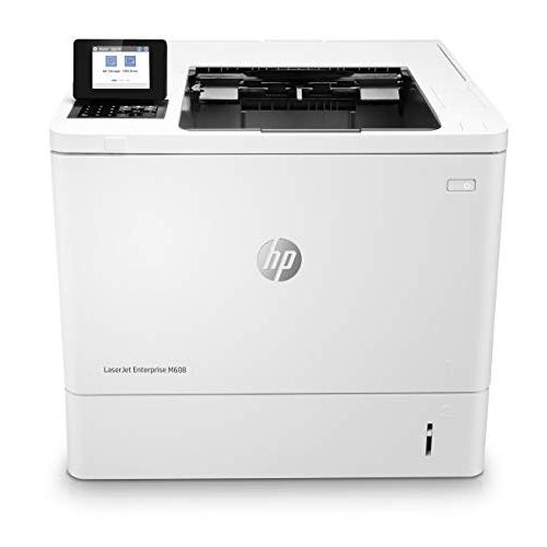 HP LaserJet M608n Laser Printer - Monochrome - 1200 x 1200 dpi Print - Plain Paper Print - Desktop