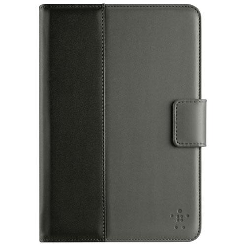 Étui folio Classic de Belkin pour iPad mini 1/2/3 avec support - Noir