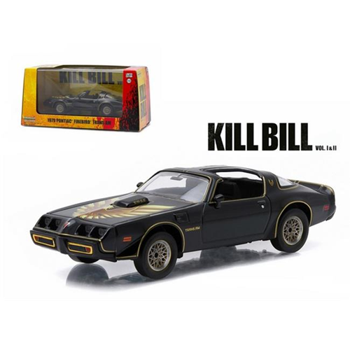 1979 PONTIAC FIREBIRD TRANS AM KILL BILL VOL 2 2004 1//43 GREENLIGHT 86452