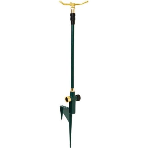 Melnor 15110M Telescoping Sprinkler Green