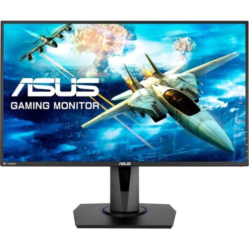 Asus LED VG275Q 27inch Wide HDMI VGA 1920x1080 10M:1 1ms Black Retail