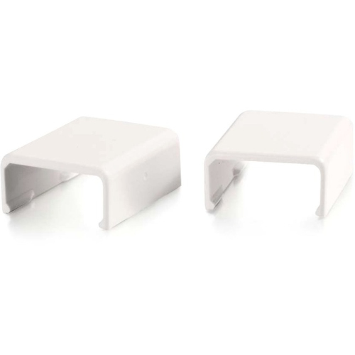 C2G Wiremold Uniduct 2700 Cover Clip - White