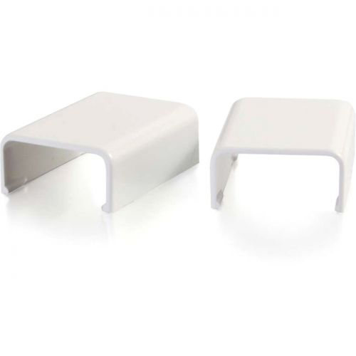 C2G Wiremold Uniduct 2800 Cover Clip - White