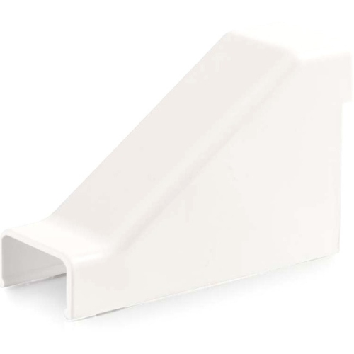 C2G Wiremold Uniduct 2700 Drop Ceiling Connector - White