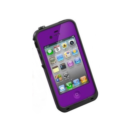 iPhone 4/4S Multi-Proof Case - Purple