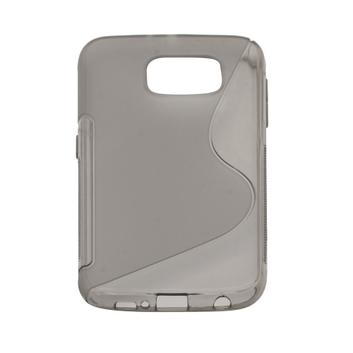 Samsung Galaxy S6 S-Shape Case - Smokey Grey