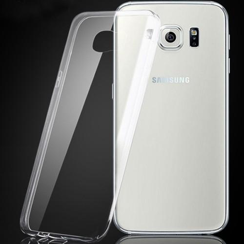 Samsung Galaxy S6 Soft Gel TPU Case - Clear