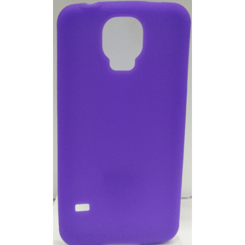 Samsung Galaxy S5 Soft Gell Ultra Protective Case - Purple