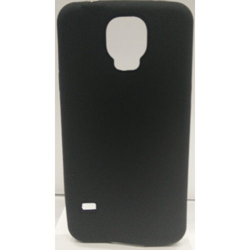 Samsung Galaxy S5 Soft Gell Ultra Protective Case - Black