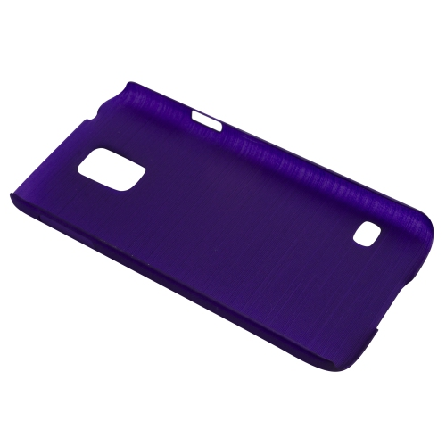 Samsung Galaxy S5 Slim Hard Shell Case - Purple