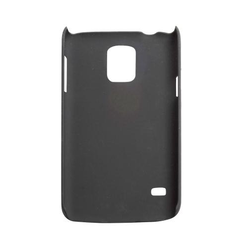 Samsung Galaxy S5 Slim Hard Shell Case - Black