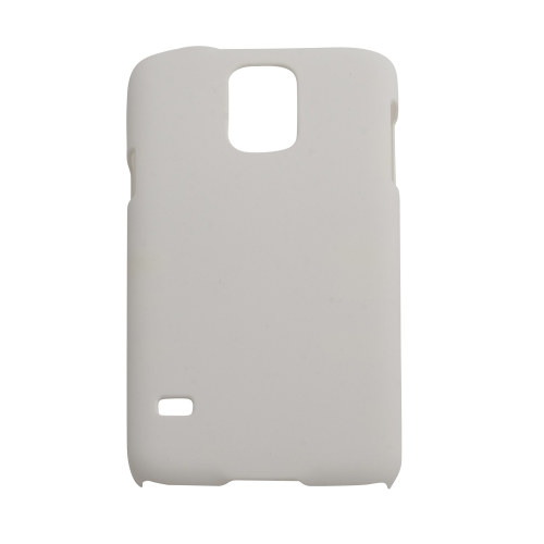 Samsung Galaxy S5 Slim Hard Shell Case - White