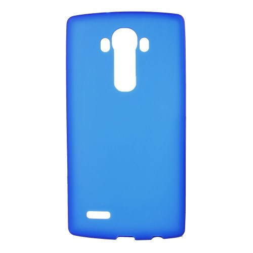 LG G4 TPU S - Shape Case - Blue