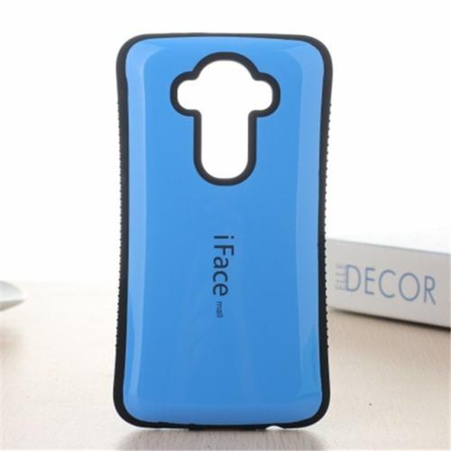 Coque de protection antichoc iFace pour LG G4 - Bleu