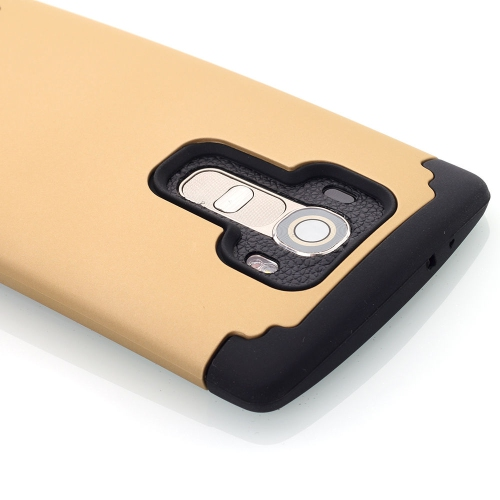 LG G4 Slim Hybrid Impact Armour Case - Gold