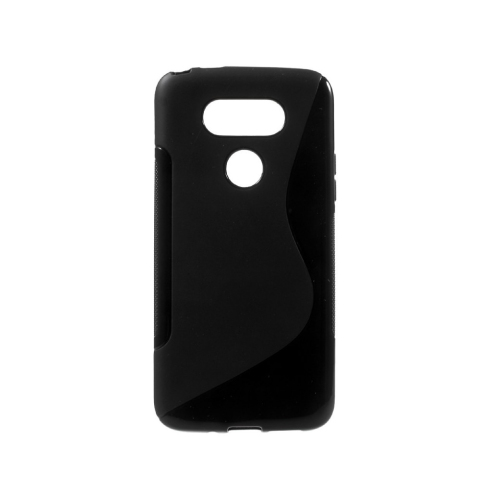 LG G5 TPU S - Shape Case - Black