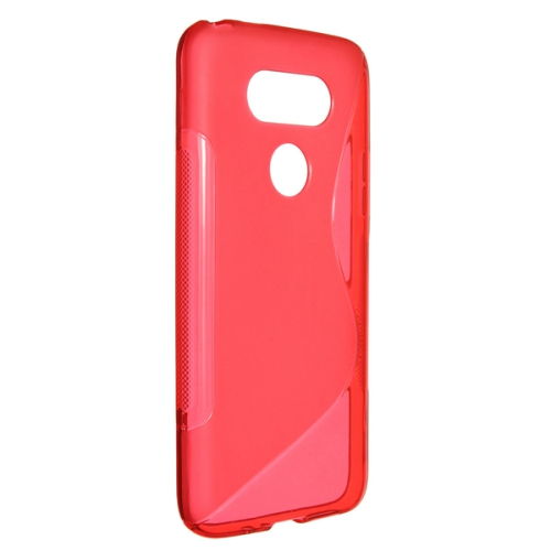 LG G5 TPU S - Shape Case - Red