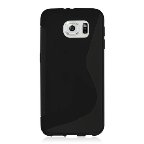 Samsung Galaxy Note 5 TPU S - Shape Case - Black