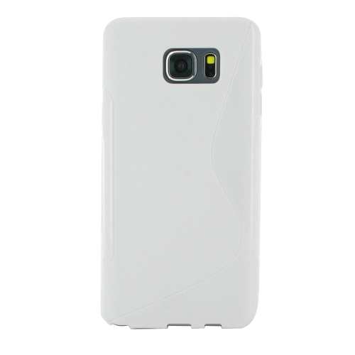 Samsung Galaxy Note 5 TPU S - Shape Case - White